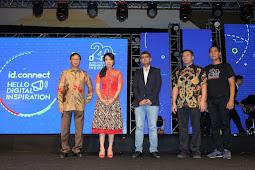Berkunjung Ke ID.Connect Sebuah 'Digitalpreneur Conference &  Digital Start Up Ehibition' by D~NET
