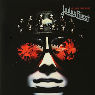 "Judas Priest - ""Killing Machine"" recenzje"