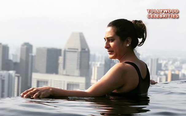 Surekha Vani Swimming Dress Photos Viral in Social media