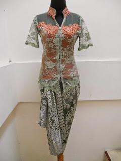 Contoh Baju Kebaya