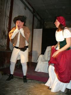Soirée théâtre à Cucugnan avec les Fabliaux Médiévaux