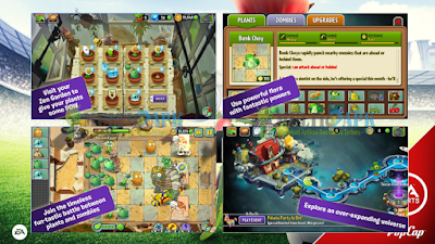 Game Plants vs Zombies 2 Terbaru Versi 5.2.1 Apk+Data Mod All Stars Update For Android