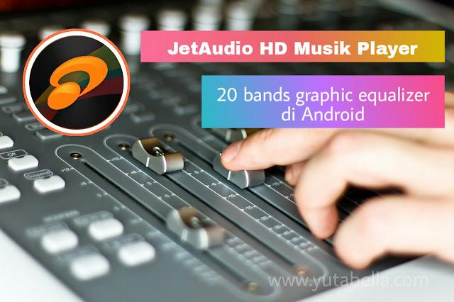 Musik player terbaik dengan sound effect di Android
