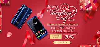 تخفيض على هاتف OUKITEL U11 Plus يصل حتى 30%