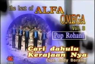 Lirik dan Kord Lagu Cari Dahulu KerajaanNya (Alfa Omega)