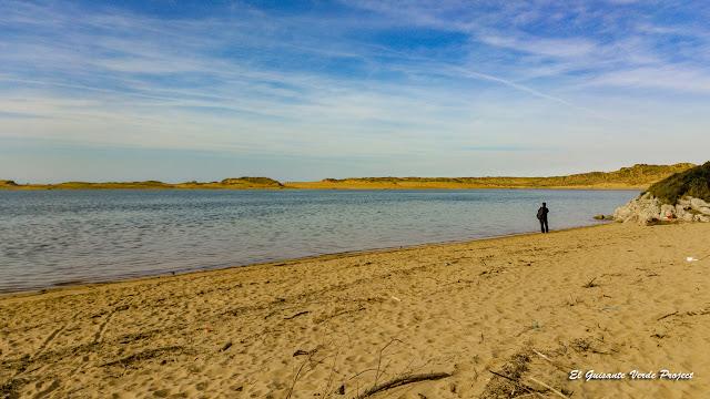 Dunas de Liencres desde la Playa de Mogro, Costa Quebrada - Cantabria, por El Guisante Verde Project