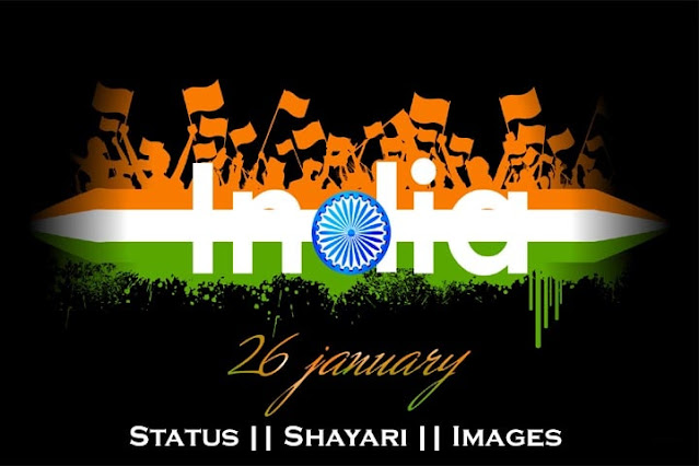 Republic Day wishes status quotes images in hindi