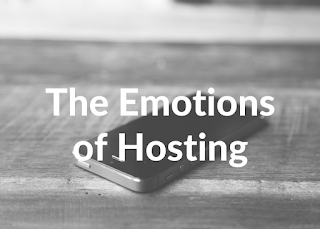 The emotions of hosting