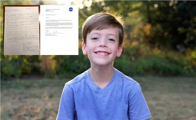 """La NASA invita a niño de 9 años de Nueva Jersey  que se auto denomina """"Guardián de la Galaxia"""""""