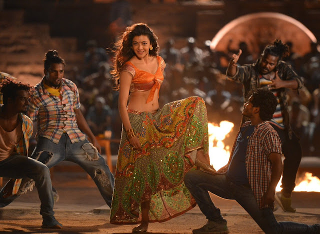 Kajal agarwal Latest stills from janatha garage