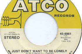 Blue Magic - Just Don't Want To Be Lonely (Vinilo 45 RPM)