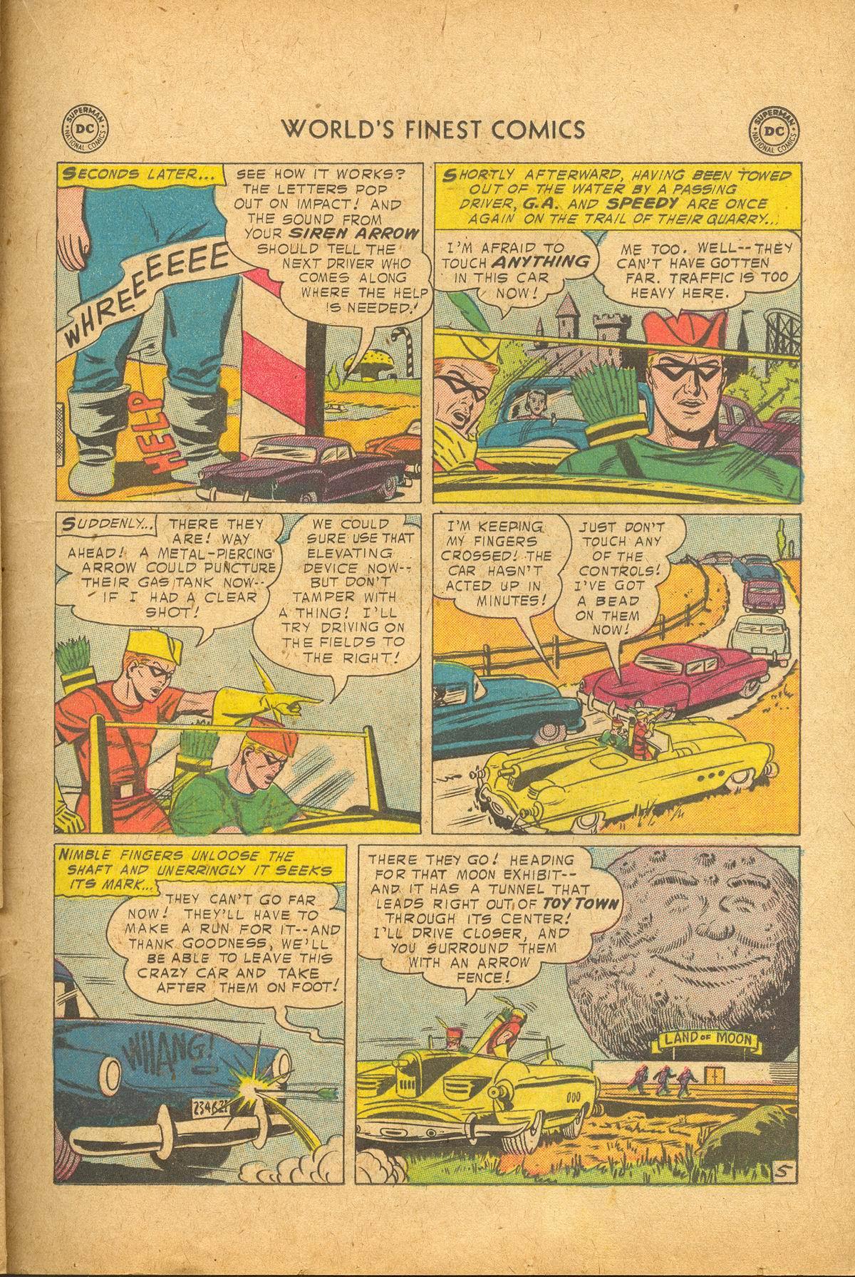 Read online World's Finest Comics comic -  Issue #83 - 21