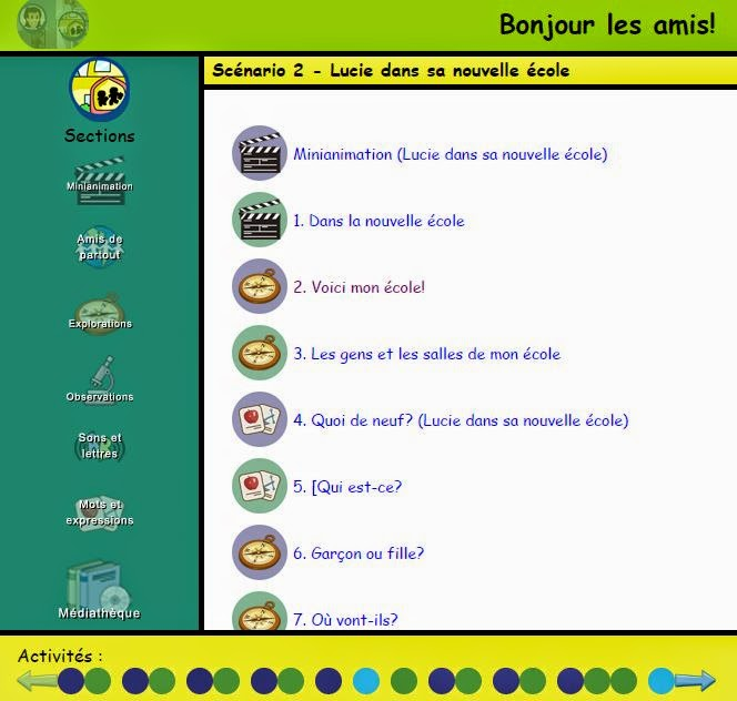 Bonjour les amis ! كورس جديد لتعليم الفرنسية