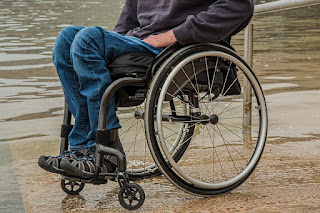physical & financial disabled