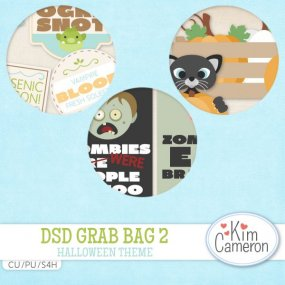grab bag from Kim Cameron