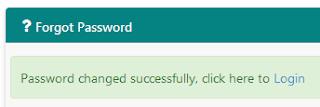 UAN-Password Reset