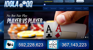 Idolaqq.Com Agents QQ Bandar Domino Trusted Poker 2016
