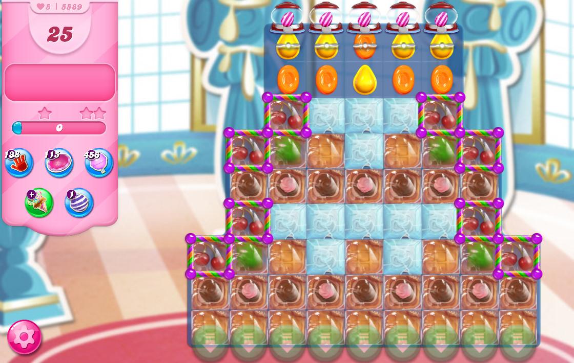 Candy Crush Saga level 5559