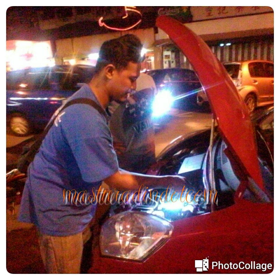 bateri kong, kedai menjual bateri kenderaan dan penghantaran bateri, AJ Car Battery