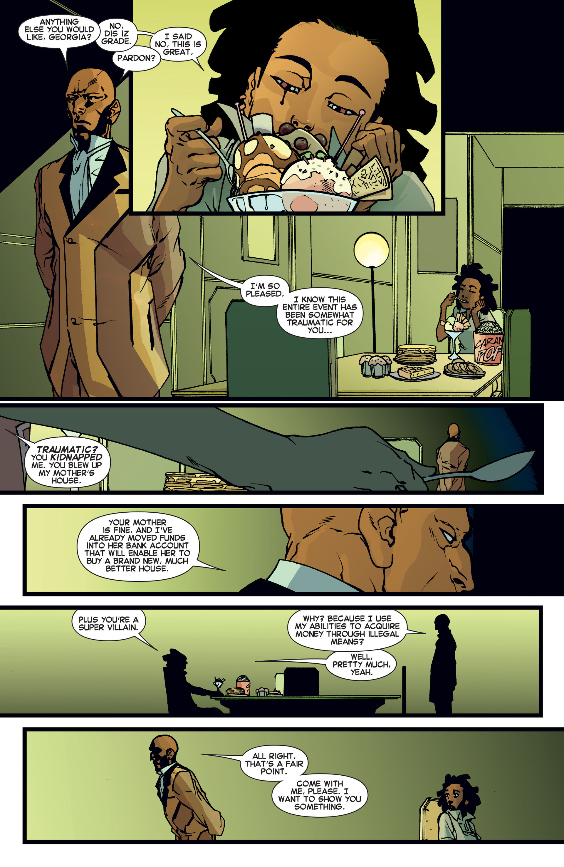 Read online All-New X-Factor comic -  Issue #10 - 5