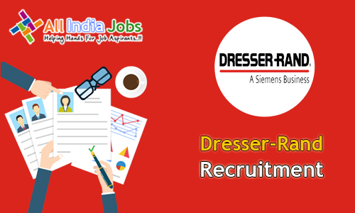 Dresser Rand Recruitment