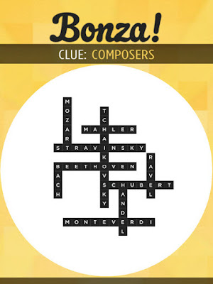 May 26 2017 Bonza Daily Word Puzzle Answers