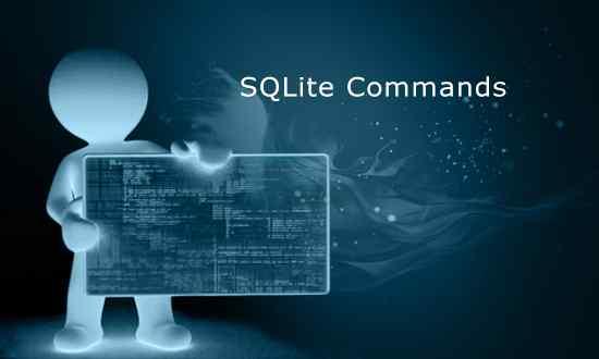 SQlite Commands