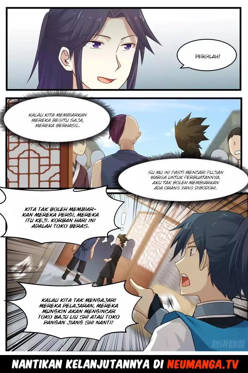 Baca Komik Martial Peak Chapter 15 Bahasa Indonesia Komik Mama