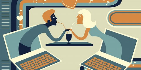 Online Dating Lie About How You Met