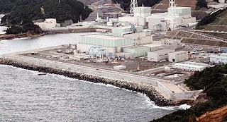 島根原子力発電所防波壁完成