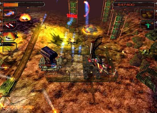 تحميل لعبة الاكشن الخفيفة هليكوبتر الصحراء Desert Hawk للكمبيوتر والاب توب