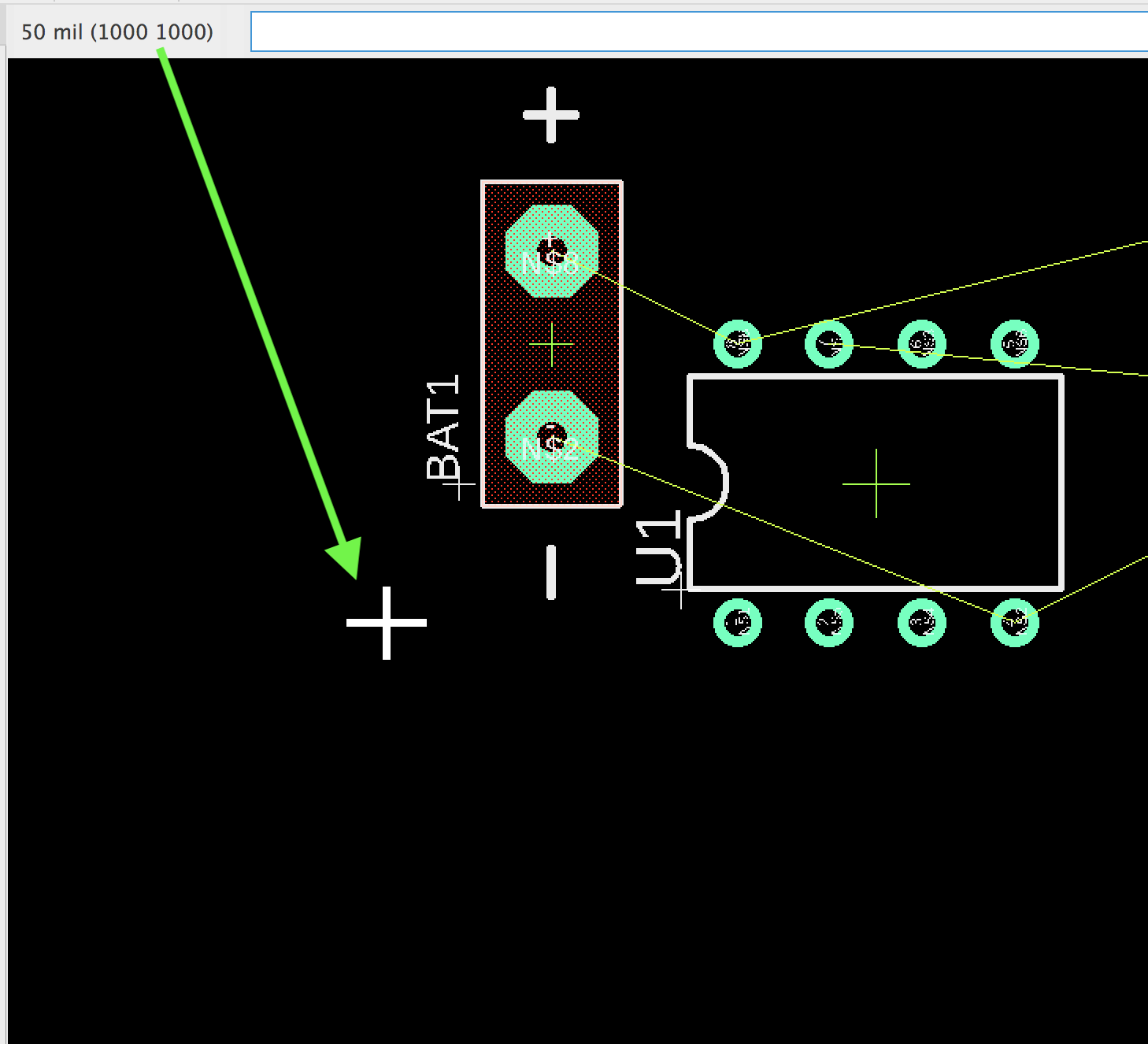 Open Blackboard: Milling PCBs: Tinkercad Circuits, Eagle