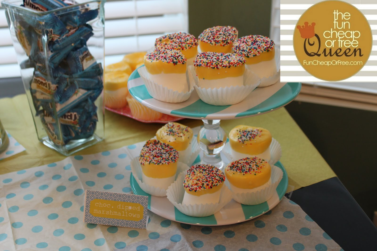 Tons Of Ideas For A Fun Cheap Or Free Baby Shower Or Party Fun