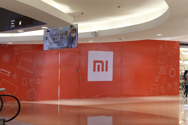 Second Xiaomi store spotted at SM Megamall