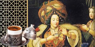 hürrem sultan ve türk kahvesi, hürrem sultan kahve falı, KahveKafeNet