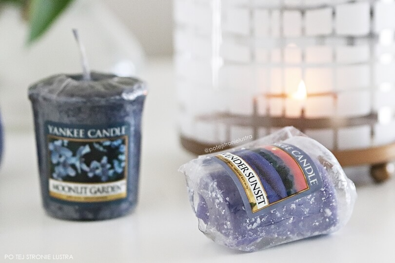 sampler yankee candle lavender sunset