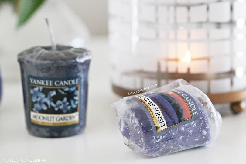 sampler yankee candle lavender sunset