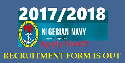 Nigerian Navy Exam New Date 2017 | NN Recruitment Aptitude Test Venue & Time for Interview