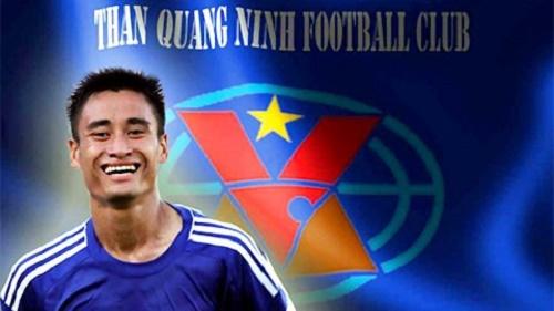 Minh Tuấn là linh hồn của đội bóng Than Quảng Ninh