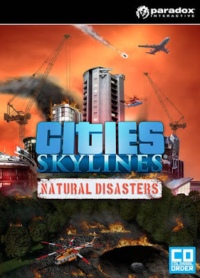 Cities Skylines Natural Disasters Legendado PT-BR + CRACK (CODEX) PC Torrent