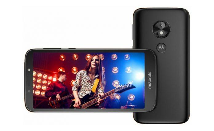 Spesifikasi dan Harga Moto E5 Play Android Go Edition