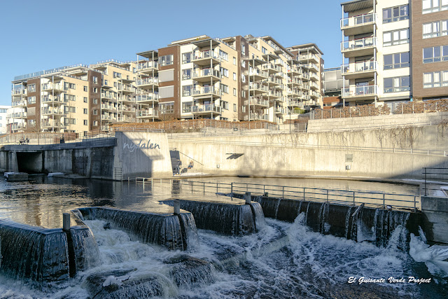 Nydalen - Oslo por El Guisante Verde Project