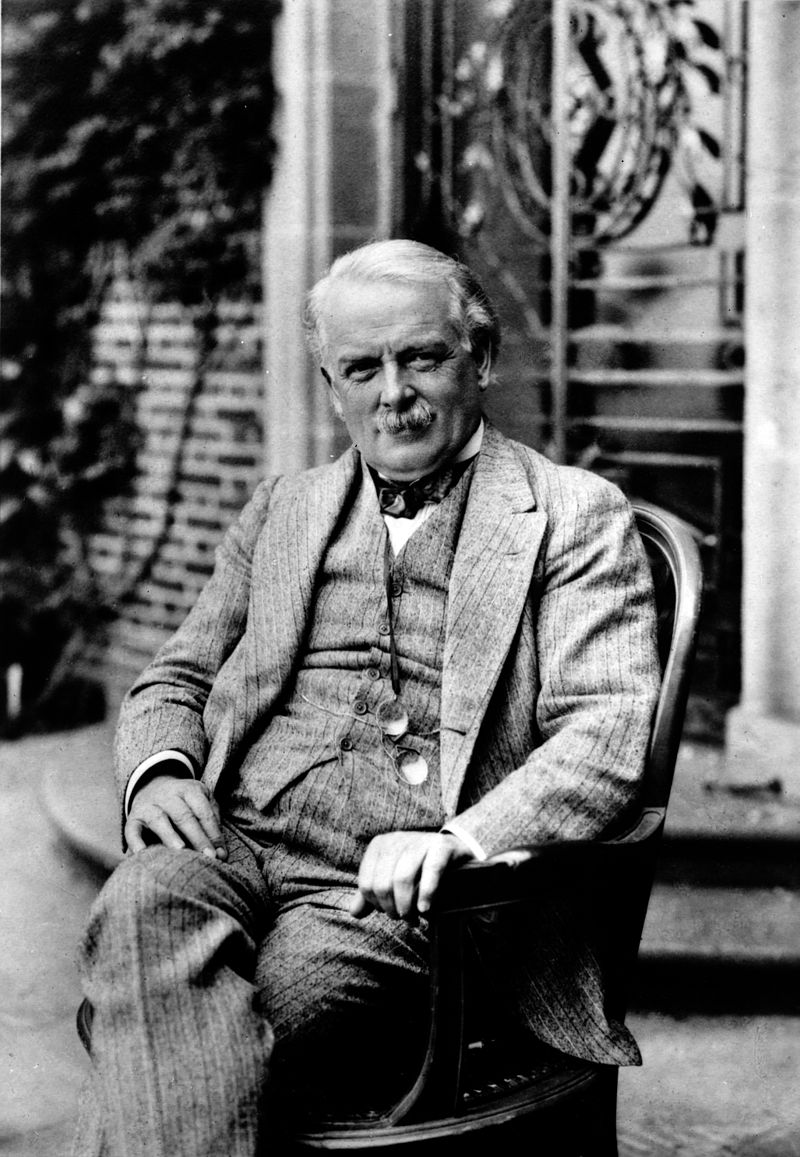 downfall of david lloyd george Final negotiations began on 1 may, when an agreement was almost reached however, one million miners were locked out, it being impossible to get them back to work.