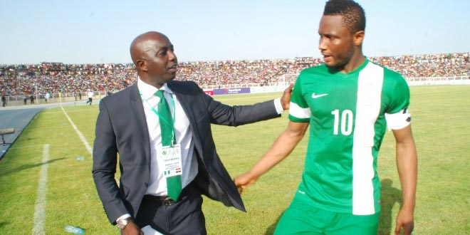 Why I took Nigeria U-23 captaincy from Azubuike and gave it to Mikel - Siasia