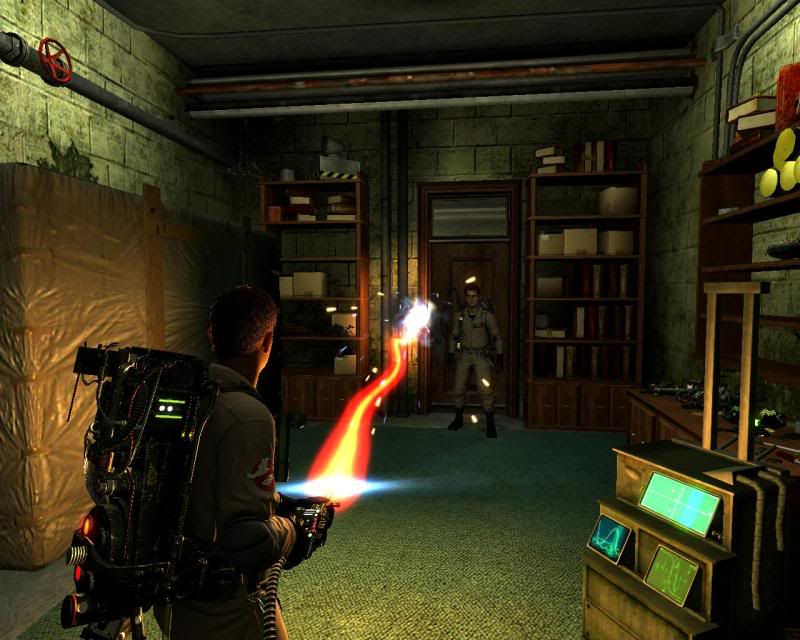Ghostbusters Games Free
