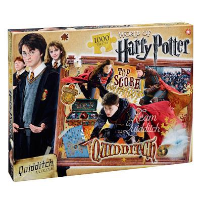 Puzzle Quidditch 500 Piezas