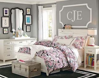 little girl bedroom decor