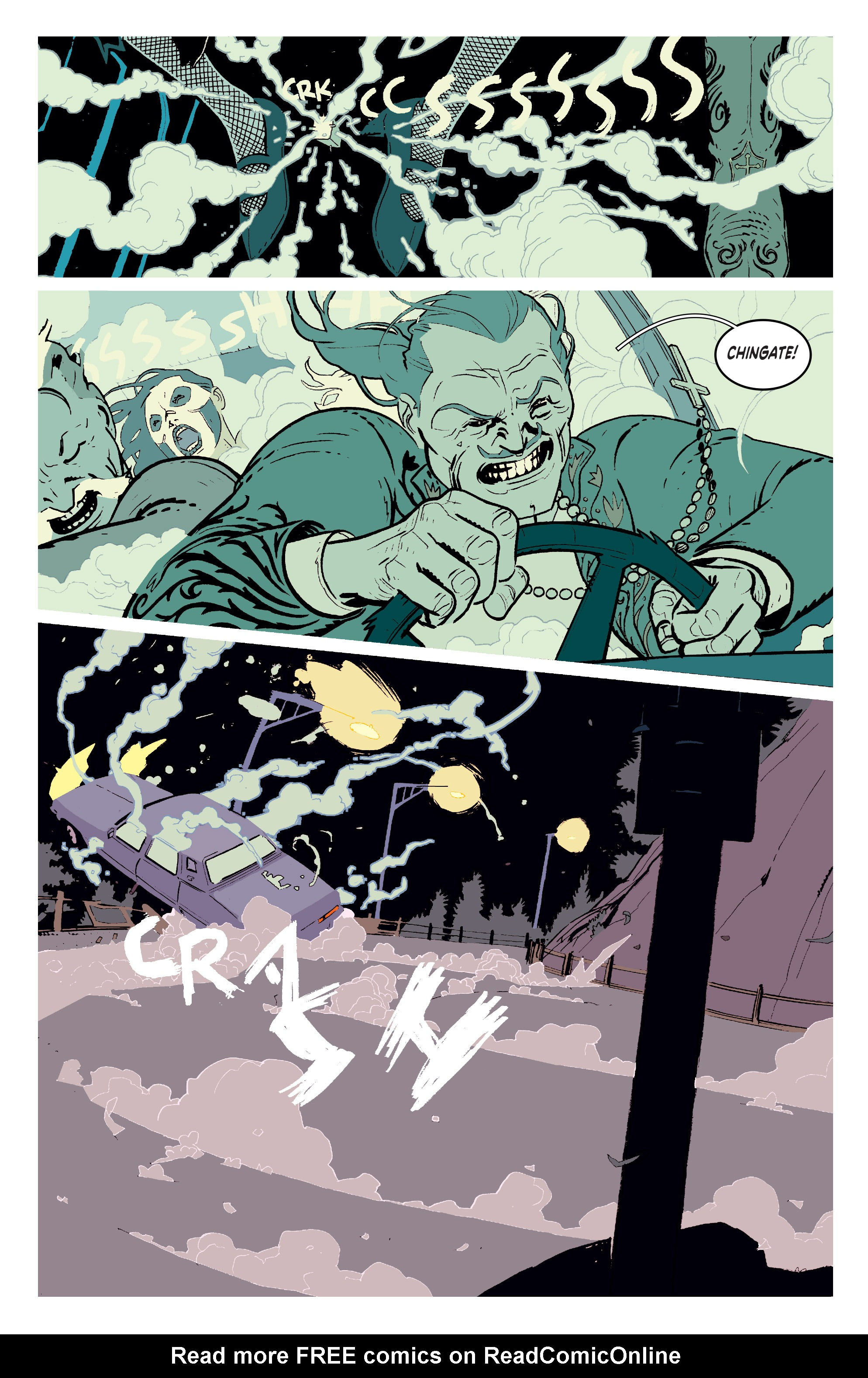 Read online Deadly Class comic -  Issue # _TPB 3 - 35