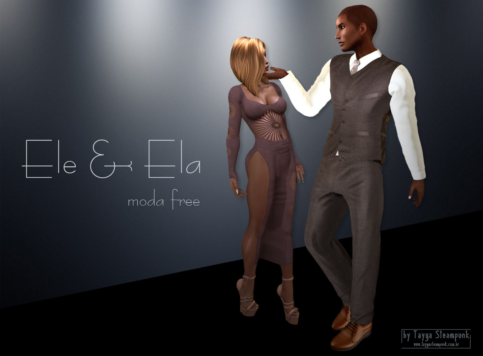 Ele & Ela Moda Free... #76