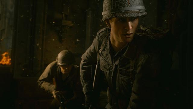 إستعراض للمزيد من الصور الجديدة لبيئة اللعب في Call of Duty : WWII